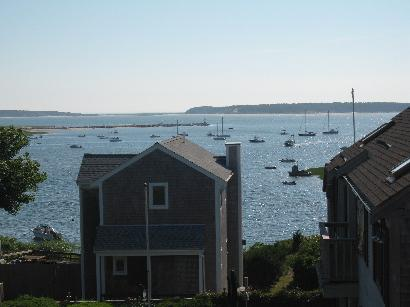 Wellfleet MA Harbor Cape Cod Bay Views