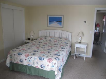 Wellfleet House Rental Master Bedroom